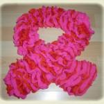 photo tricot modele tricot echarpe spirale 3