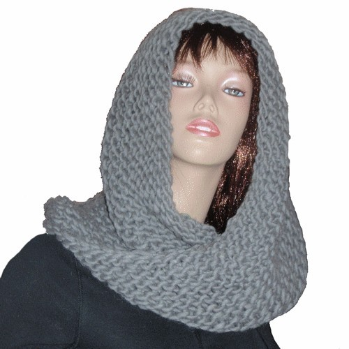 photo tricot modele tricot echarpe tube gratuit 11