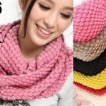photo tricot modele tricot echarpe tube gratuit 18