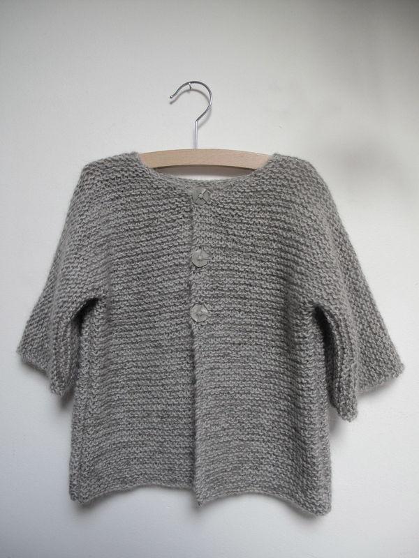 Bien-aimé photo tricot modele tricot facile fille 14 BX55