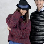photo tricot modele tricot facile gilet femme 14
