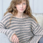 photo tricot modele tricot facile gilet femme 3
