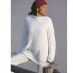 photo tricot modele tricot facile gilet femme 8