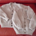 photo tricot modele tricot gilet bebe 18 mois 13