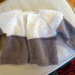 photo tricot modele tricot gilet bebe 18 mois 16