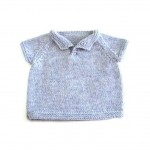 photo tricot modele tricot gilet bebe 18 mois 17
