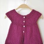 photo tricot modele tricot gilet bebe 18 mois 7