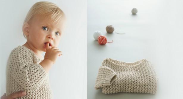 photo tricot modele tricot gilet bebe garcon 10