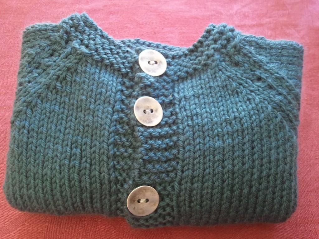 photo tricot modele tricot gilet bebe garcon 11