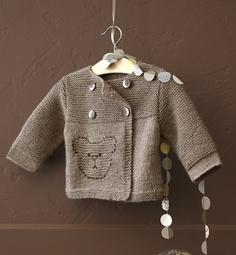 modele tricot bonnet bebe garcon