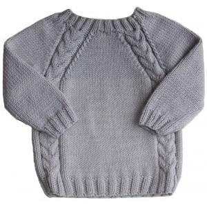 photo tricot modele tricot gilet bebe garcon 14