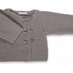 photo tricot modele tricot gilet bebe garcon