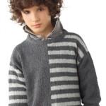 photo tricot modele tricot gilet bebe garcon 5