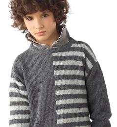 modele tricot garcon