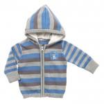 photo tricot modele tricot gilet bebe garcon 8