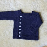 photo tricot modele tricot gilet bebe garcon 9
