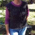 photo tricot modele tricot gilet femme sans manches 16