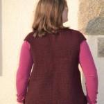 photo tricot modele tricot gilet femme sans manches 18
