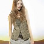 photo tricot modele tricot gilet femme sans manches 7