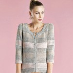 photo tricot modele tricot gilet fille 6