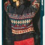 photo tricot modele tricot gilet jacquard 14