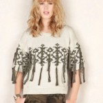 photo tricot modele tricot gilet jacquard 18