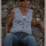 photo tricot modele tricot gilet sans manche 15