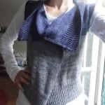 photo tricot modele tricot gilet sans manche 16