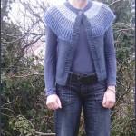 photo tricot modele tricot gilet sans manche 17