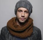 photo tricot modele tricot gratuit bonnet homme 6