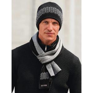modele gratuit bonnet homme