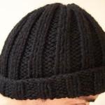 photo tricot modele tricot gratuit bonnet homme 9