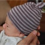 photo tricot modele tricot gratuit bonnet lutin 13