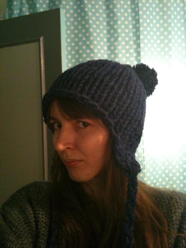 photo tricot modele tricot gratuit bonnet peruvien 11