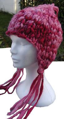 photo tricot modele tricot gratuit bonnet peruvien 14