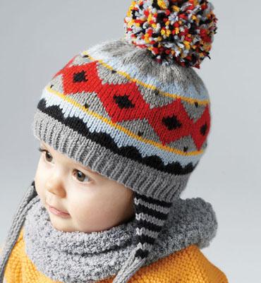 modele tricot gratuit bonnet peruvien 067cda96e31