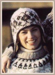 photo tricot modele tricot gratuit bonnet peruvien 5