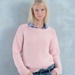 photo tricot modele tricot gratuit femme pull 13