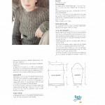photo tricot modele tricot gratuit femme pull 9