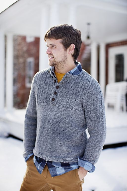 photo tricot modele tricot gratuit homme 7