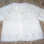 photo tricot modele tricot gratuit layette fille 14