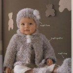 photo tricot modele tricot gratuit layette fille 15