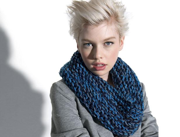 photo tricot modele tricot gratuit snood homme 12