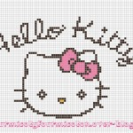 photo tricot modele tricot hello kitty imprimer 17