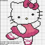 photo tricot modele tricot hello kitty imprimer 5