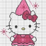photo tricot modele tricot hello kitty imprimer 9