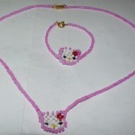 photo tricot modele tricot hello kitty rocaille 11