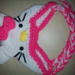 photo tricot modele tricot hello kitty rocaille 18
