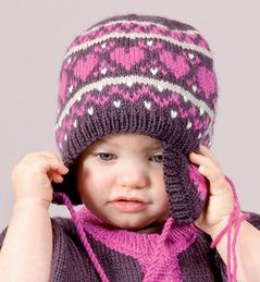 photo tricot modele tricot jacquard bebe 17