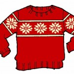 photo tricot modele tricot jacquard bebe 7